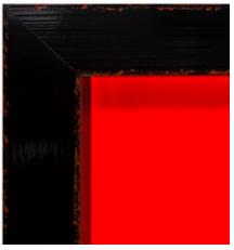baguette noire vernis