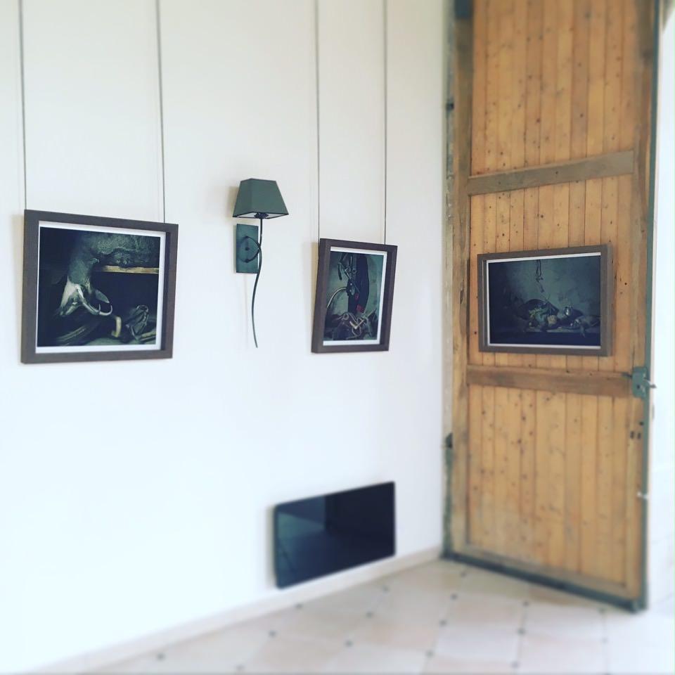 exposition pauline planchon encadrement d art