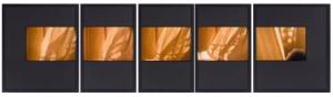 cadres photos marge noire