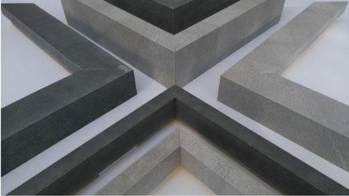 baguettes cube aspect beton