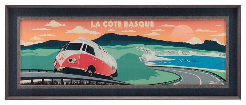 marcel biarritz cote basque