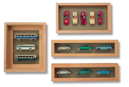 encadrement objet voiture collection