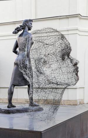 exposition faces à faces galerie mondapart